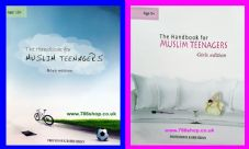 Islamic Book for Children ( Muslim Teenagers Handbook - Boys & Girls edition )